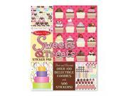 Melissa & Doug Sweets and Treats Sticker Pad
