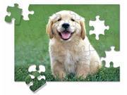 Melissa & Doug 0030 pc Golden Retriever Puppy Cardboard Jigsaw