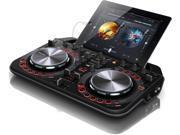 Pioneer - DDJ-WEGO2-K - Compact DJ Controller BlackPlug & Play with bundled Virtual DJ LE softwareand Algoriddim djay LE