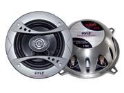 "PYLE CAR AUDIO PLCH52 NEW 5.25"" 2-WAY SPEAKER SYSTEM 160 WATTS WITH WIRES - PAIR"