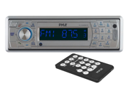 PYLE PLCD5MRBTS MARINE HEADUNIT FOLD DOWN  DETATCHABLE FACE RADIO WITH BLUETOOTH