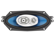 """SOUNDSTORM F341 Force Loudspeakers (4"""" x 10""""&#59; 3 way)"""
