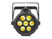 CHAUVET SLIMPARTRI7IRC HIGH POWER LED PAR W/ 7 TRI COLOR LEDS SLIMPAR TRI-7 IRC