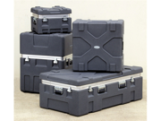 """SKB CASES 3SKB-X1818-10 10"""" DEEP MOLDED SHIPPING CASE W/O FOAM 3SKBX181810 NEW"""