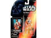 Star Wars: Luke Skywalker in X-Wing Fighter Pilot Gear with Long Lightsaber Action Figure 9SIA0R90677690
