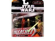 Star Wars Unleashed Battle Packs: Jedi Masters Action Figure 9SIA0R90677842