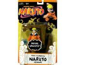 Naruto Deluxe Training: Tree Climbing Naruto Umazaki Action Figure