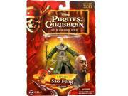 Pirates of the Caribbean 3: Sao Feng Action Figure