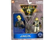 Xyber 9: Jack Action Figure 9SIA0R90679817