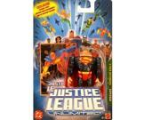 JLA: Superman (Cyber Defenders) Action Figure 9SIA0R90680412