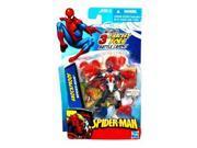Spider-Man 3 3/4-Inch Wave 3: Shockproof Spider-Man Action Figure 9SIA0R90680904