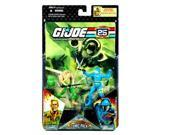 G.I. Joe 25th Anniversary Comic Packs Wave 1: Duke and Cobra Commander Action Figure 2-Pack 9SIA0R90681109