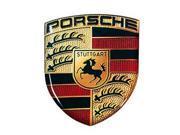 Porsche Crest 3D Logo Sticker