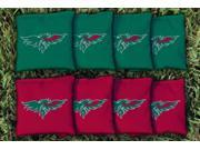 University Of Wisconsin Green Bay Phoenix Replacement Cornhole Bag Set  (all-weather) 9SIAD245D30690
