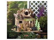 Zingz and Thingz Scout Camp Trading Post Birdhouse