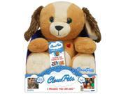 CloudPets Talking Puppy Recordable Stuffed Animal - The Adorable, Huggable Pet to Keep in Touch Through the Cloud