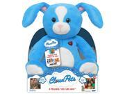 CloudPets 12in Talking Bunny Recordable Stuffed Animal - The Adorable, Huggable Pet to Keep in Touch Through the Cloud