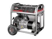 Portable Generator, Rated Watts7500,420cc 030552