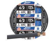 Southwire 125' 6-2 Nmw/G Wire 28894402