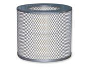 Baldwin Filters Air Filter, 10-7/32 x 9 in. LL1621-2 9SIA0SD5JA7980
