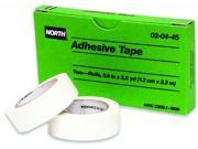 North by Honeywell 020445 Adhesive Tape, .5-Inch X 2.5 Yard, 2 per unit