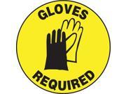 ACCUFORM SIGNS Floor Sign Gloves 17 In. Dia. MFS203