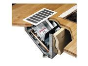 BEACON MORRIS FK42 Hydronic Heater In Floor Cabinet Recess