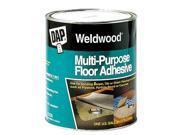 Gal Multi-Purp Floor Adhesive Dap Inc Floor 00142 Off White 070798001428