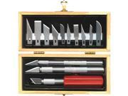 Techni Edge Mfg. 01-801 Hobby Knife Set-HOBBY KNIFE SET