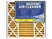 16X25X3 PLTD AIR FILTER 82755.031625 Contains 3 per case 9SIA0SD44H9120