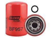 Baldwin Filters Fuel Filter, Spin-On Filter Design  BF957 9SIA5D52J88821