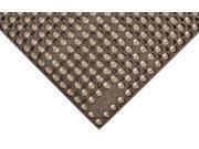 "Apex Drainage Mat, Black, 2 ft. 5"""" x 3 ft. 3"""", Nitrile Rubber, 1 EA T12S3929BL"" 9SIV1946GY3858"
