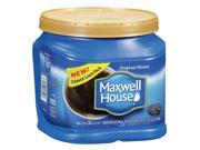Maxwell House Original, Medium Coffee, 1.14 lb. Can, 1 EA   4300004648