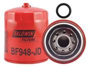 Fuel Filter, Spin-on, Length 4 11/16 In