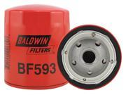 Baldwin Filters Fuel Filter, Spin-On Filter Design  BF593 9SIA5D52J88461