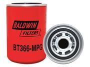 BALDWIN FILTERS BT366-MPG Hydraulic Filter, 3-25/32 x 5-23/32 In 9SIA5D52PX2200