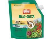 Buggeta 3# Gran Scotts Company Insecticides/Liquid/Conc 0475510/62510