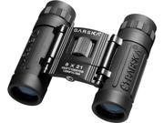 BARSKA LUCID VIEW 8x21 Clam Compact Binoculars