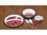 South Carolina Gamecocks Kid's 5 Pc. Dish Set