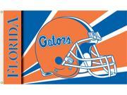 Bsi Products 95309 3 Ft. X 5 Ft. Flag W/Grommets - Helmet Design - Florida Gators 9SIA17P43Z9162