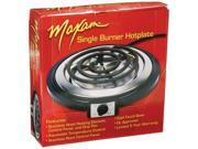 Maxam Single Burner Hotplate