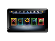 """Power Acoustik Pd-931nb 9.3"""" Inteq Single-din In-dash Lcd Touchscreen Multimedia Receiver With Dvd"""