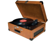 CROSLEY CR6249A-TA Deluxe Keepsake Usb Turntable, Tan