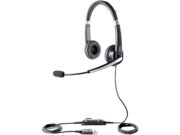 Jabra UC Voice 550 Monaural Over-the-Head Corded Headset
