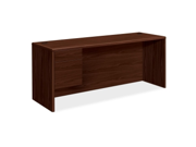 HON 10700 Series Single Left Pedestal Credenza 1 EA