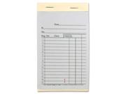 Sales Book Carbon 2 Part 3 5 10 x5 1 8 50 Sets 10 PK