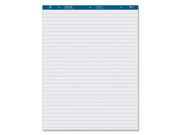 Easel Pad Ruled 50 Sheets 27 x34 4 CT White