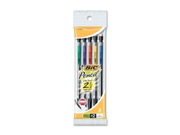BIC MPP51 - Mechanical Pencil #2 Pencil Grade - 0.7 mm Lead Size - 5 / Pack