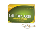 Alliance Rubber Pale Crepe Gold Rubber Band 2675 EA/BX Type: Rubber Bands