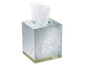 Kleenex Naturals Facial Tissue, 2-Ply, White, 95/Box, 1 Box